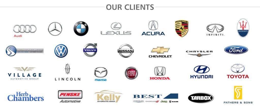 Automotive - Our Clients