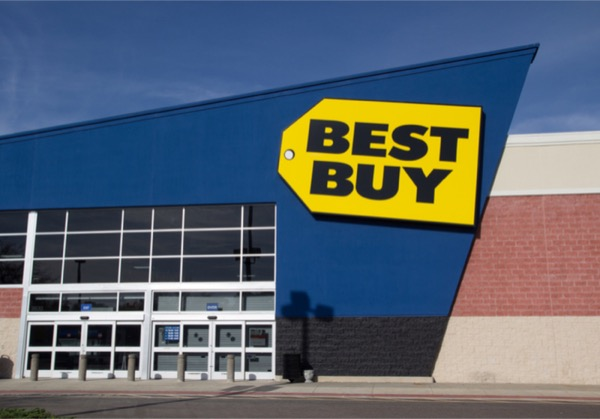 Braintree Best Buy Exterior