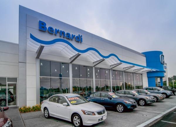 Good Bernardi Brockton Honda U0026 Hyundai