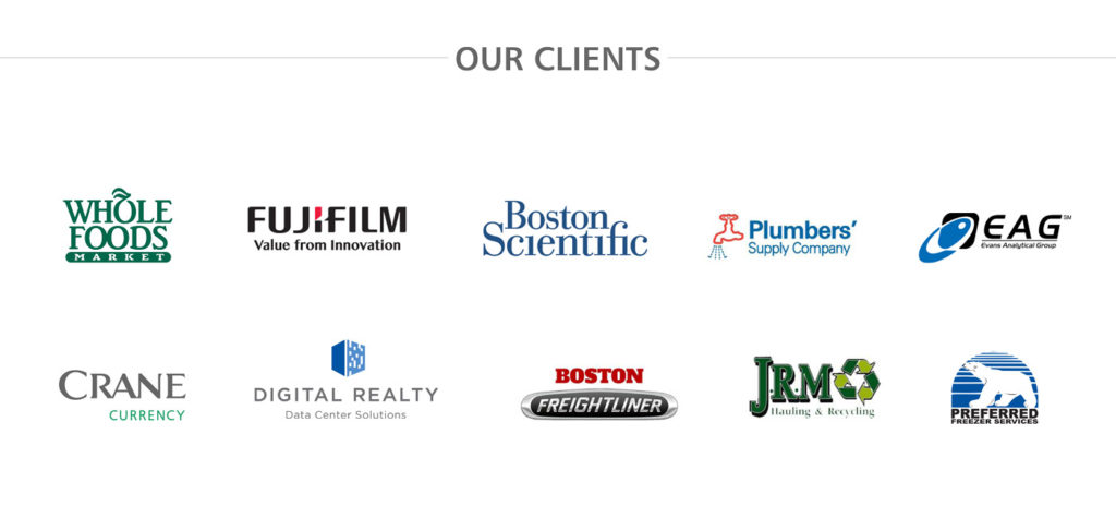 Industrial - Our Clients
