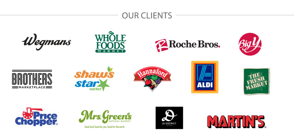 Food Store - Our Clients