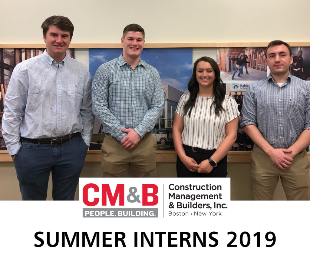 Summer Interns 2019