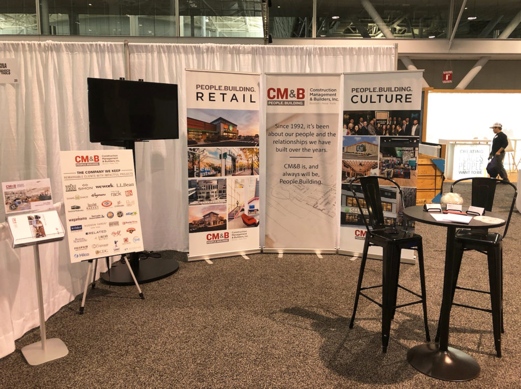 2019 ICSC Boston Booth